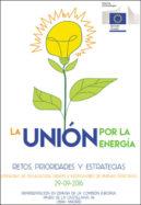 Jornada sobre los Retos, Prioridades y Estrategias Energéticas en UE